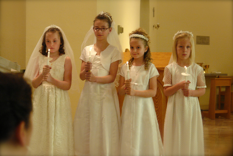 Maggie's First Communion - 04