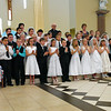 HFE First Communion class - 4
