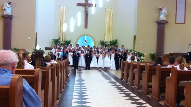 HFE First Communion class song