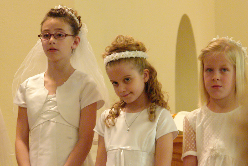 Maggie's First Communion - 07