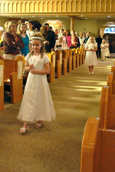 Maggie's First Communion - 03