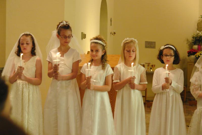 Maggie's First Communion - 05