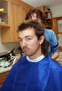 Mike's Hair Cut
