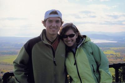 Mt. Philo, 2007.