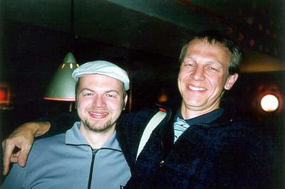 Bazooka, 2002.