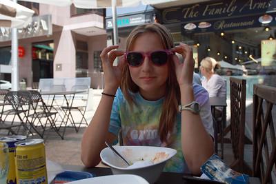 Lunch in Andorra la Vella.