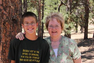 Paul and Grandma Carol
