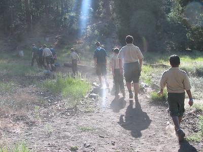 Camp Tahquitz 2010