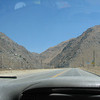 On Highway 178, going from Bakersfield into the mountains, toward Lake Isabella.