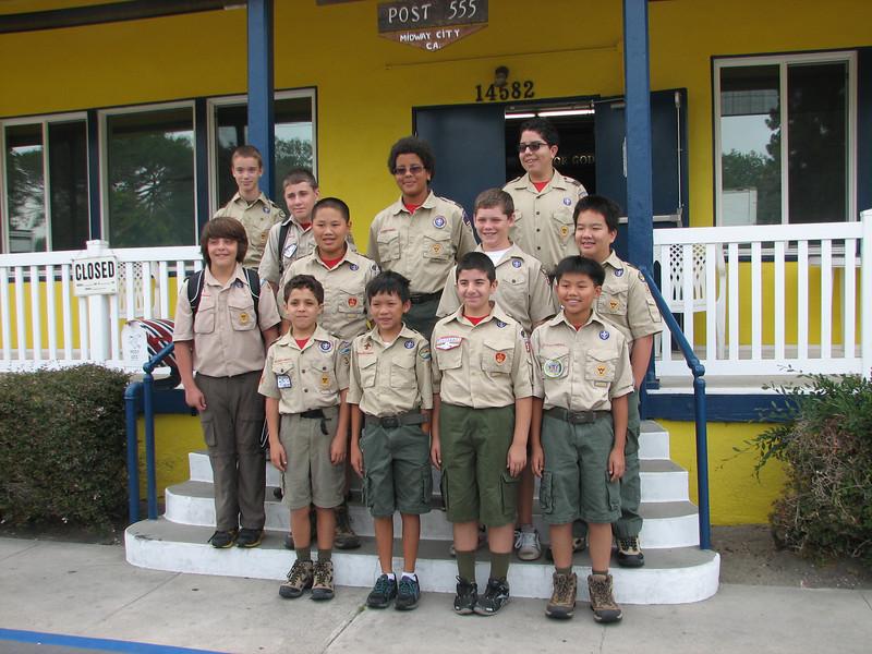 Front Row, L-R: Owen, Mitchell, Steven, Viet.<br /> Middle Row, L-R: Josh, Long, Austin, Martin.<br /> Back Row, L-R: Jon, Joseph, Elijah, Michael.