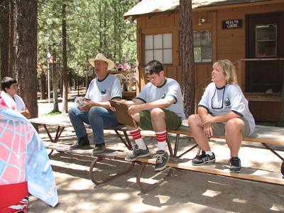 Camp Whitsett - July 2007