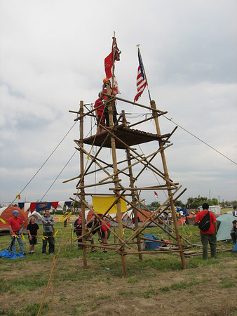 Camporee/Webelosree 2011