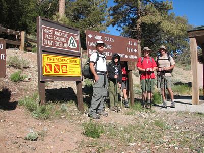 Mt. Baden Powell 6/12/11
