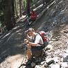 10:30 trail break.