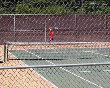 Tennis tournament in Branford, CT.