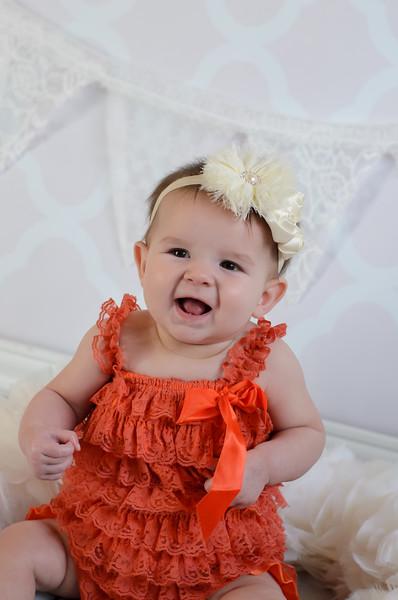 Zoe 6 month