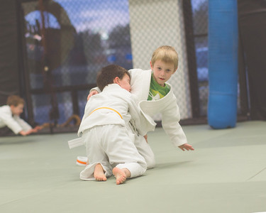 Jiu Jitsu teaches children discipline, determination, self control and self defense.