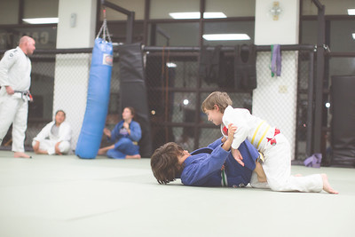 Martial Arts training at Revolution MMA in Benton, AR builds physical and mental toughness in children.