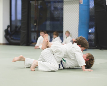 Children who train at Revolution MMA in Benton, AR learn proper ways to defeat school and playground bullies.