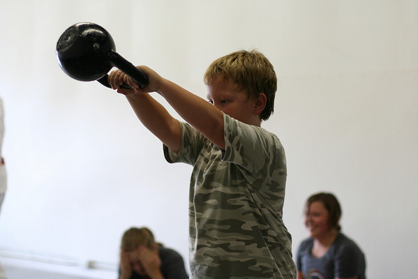 Jake and the Kettlebell, it's a favorite.