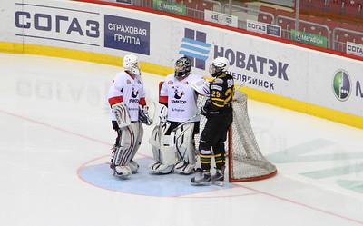 Белые Медведи-1998 (Челябинск) - Трактор-1998 (Челябинск) 2:1. 2 марта 2013