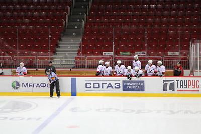 Белые Медведи-1998 (Челябинск) - Трактор-1998 (Челябинск) 2:1. 2 марта 201