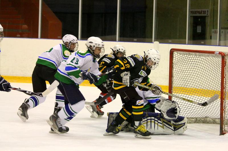 Белые Медведи -1998, Челябинск, Салават Юлаев-1998, Уфа, детский хоккей