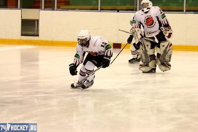 Белые Медведи-1998 (Челябинск) - Авангард-1998 (Омск) 3:6. 10 марта 2012