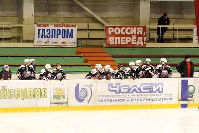 Белые Медведи -1999 (Челябинск) - Салават Юлаев-1999 (Уфа) 7:1. 15 декабря 2012