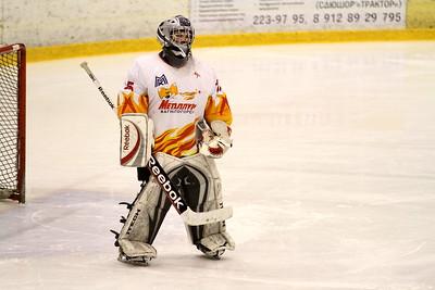 Белые Медведи-1999 (Челябинск) - Металлург-1999 (Магнитогорск) 3:2. 5 января 2013