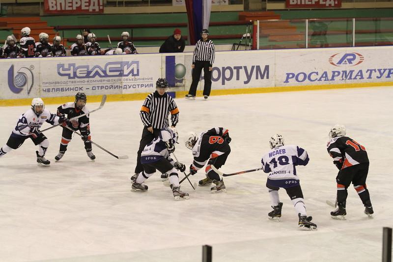 Белые Медведи-1999 Челябинск, Южный Урал-1999 Орск