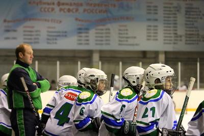 Белые Медведи-1999 (Челябинск) - Салават Юлаев-1999 (Уфа) 2:1 Б. 8 октября 2011