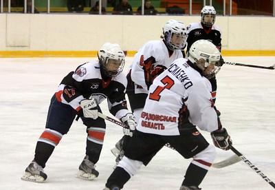 Белые Медведи-1999 (Челябинск) - Автомобилист-1999 (Екатеринбург) 6:0. 27 ноября 2011