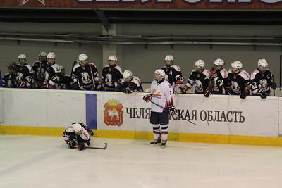 Белые Медведи-1999 (Челябинск) - Металлург-1999 (Магнитогорск) 5:4 Б. 6 декабря 2014