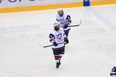 Белые Медведи -1999 (Челябинск) - Южный Урал-1999 (Орск) 4:3 ОТ. 11 января 2014