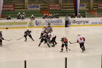 Белые Медведи-2000, Челябинск, Авангард-2000 Омск