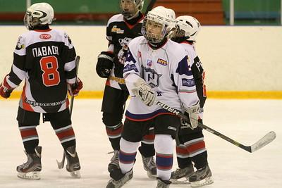Белые Медведи-2000 (Челябинск), Южный Урал-2000 (Орск) 7:1. 9 декабря 2012