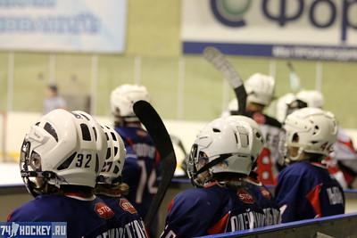 Белые Медведи-2000 (Челябинск) - Металлург-2000 (Магнитогорск) 2:5. 12 апреля 2012