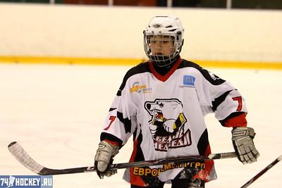Белые Медведи-2000 (Челябинск) - Металлург-2000 (Новокузнецк) 5:4. 15 апреля 2012