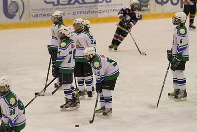 Белые Медведи-2000 (Челябинск) - Салават Юлаев-2000 (Уфа) 3:5. 15 декабря 2012