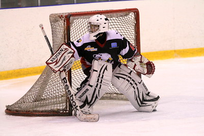 Белые Медведи-2000 (Челябинск) - Трактор-2000 (Челябинск) 0:7. 6 октября 2012