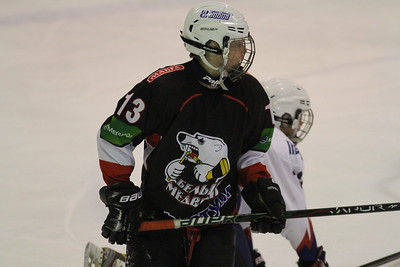 Белые Медведи-2000 (Челябинск) - Металлург-2000 (Магнитогорск) 1:3. 6 декабря 2014
