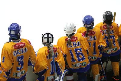 Атлант (Московская область) - СКИФ (Нижний Новгород) 13:0. 26 декабря 2012