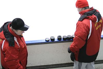 Школа Макарова (Челябинск) - Атлант (Московская область) 6:1. 25 декабря 2012