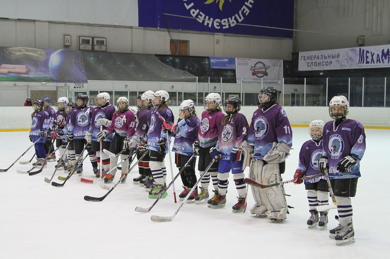девочки, хоккей, хоккеистки, Челябинск