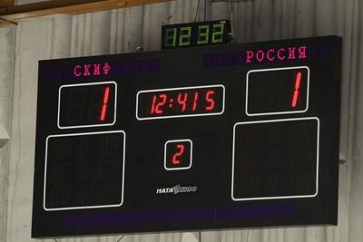 Россия (Иркутская область) - СКИФ (Нижний Новгород). 4:7. 27 декабря 2012