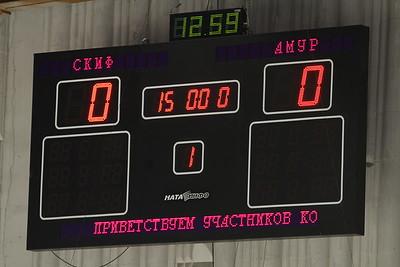 Амур (Хабаровск) - СКИФ (Нижний Новгород) 2:0. 25 декабря 2012