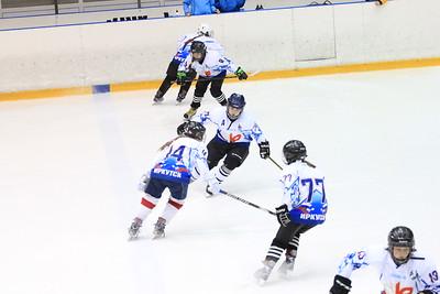 Россия (Иркутск) - Школа Макарова (Челябинск) 0:18. 25 декабря 2013
