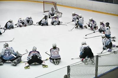 Школа Макарова (девочки) - Школа Макарова-2003 0:8. 24 сентября 2015