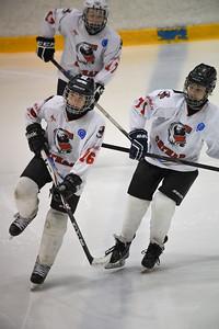 Школа Макарова-девочки (Челябинск) - Сигнал-2001 (Челябинск) 0:11. 26 ноября 2014